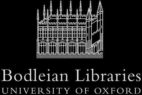 Bodleian Library, University oif Oxford
