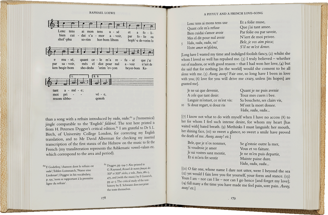 """Pages 178-9 of the 316-page Commentary Volume.  <small><a href=""""https://www.facsimile-editions.com/copyright/"""">© Copyright 2020 Facsimile Editions Ltd</a></small>"""
