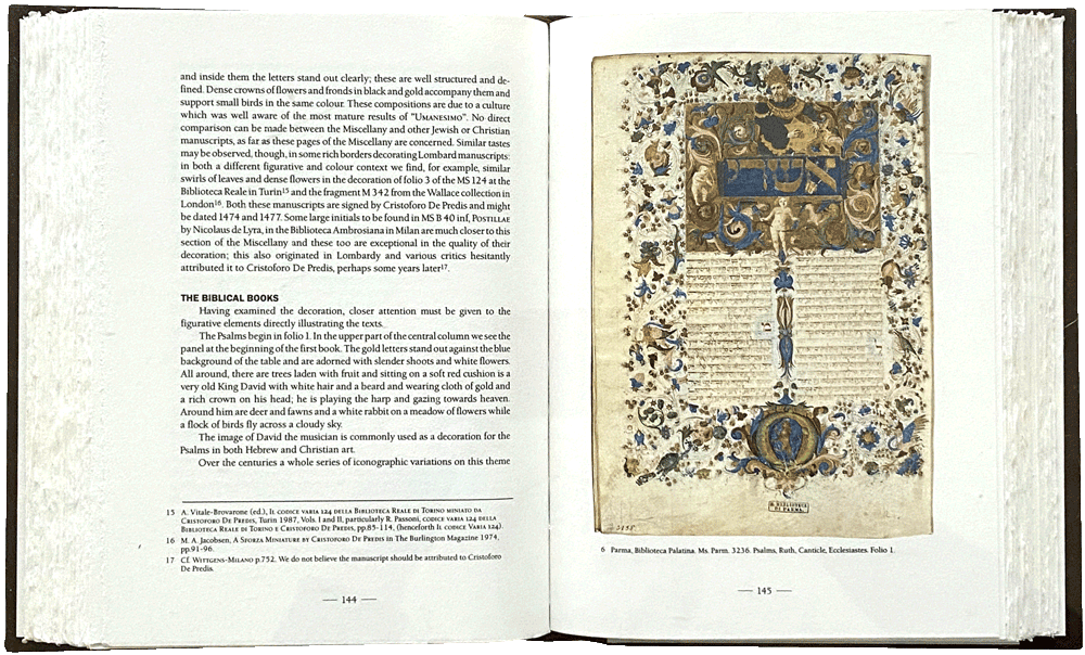 """Commentary Volume page 144/145  <small><a href=""""https://www.facsimile-editions.com/copyright/"""">© Copyright 2020 Facsimile Editions Ltd</a></small>"""